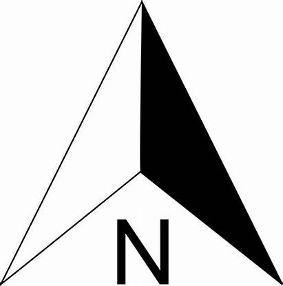 Arrow North Compass Clipart Transparent Clip Icon