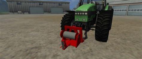 winch olmer    farming simulator   mods