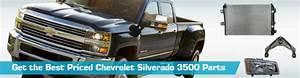 Chevrolet Silverado 3500 Parts