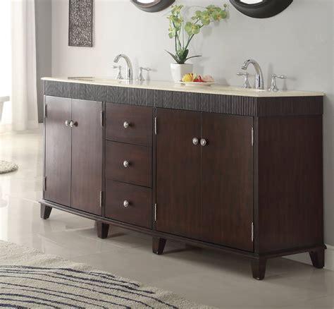 adelina 72 inch contemporary sink bathroom vanity