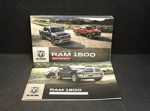 2019 Dodge Ram 1500 Owners Manual Handbook  U0026 Quick