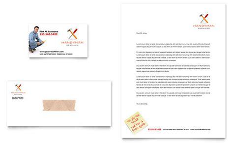 Handyman Services Flyer & Ad Template Design