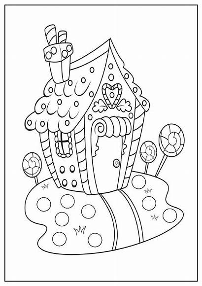 Coloring Christmas Pages Printable Getcolorings