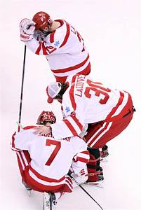 Hohmann's BU hockey career comes to crushing conclusion ...