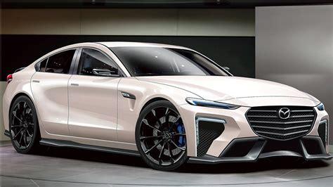 Mazda Atenza 2020 by 2020 マツダ 新型 アテンザ マツダのフラッグシップ車