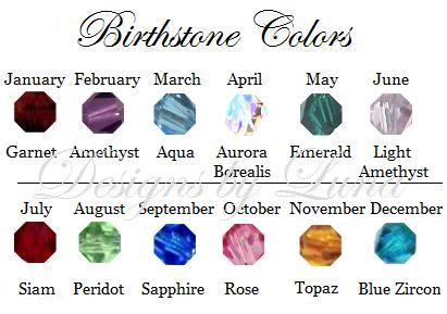birthstone color for november new 927 birthstone color december birth stones