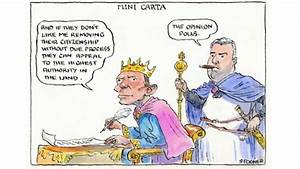 Government ignores Magna Carta at its peril