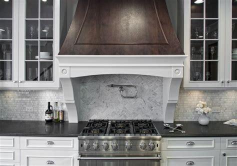 herringbone carrara backsplash kitchen design trends westside tile and stone
