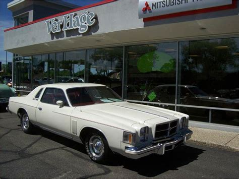 1979 Chrysler 300 For Sale by 1979 Chrysler 300 For Sale Classiccars Cc 860380