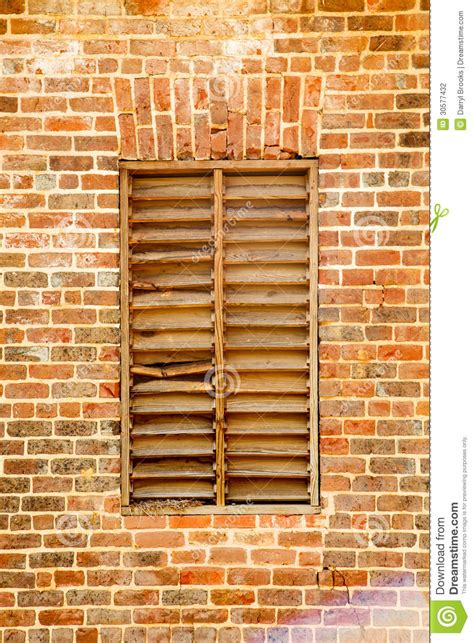 Old Wood Slat Window In Brick Wall Stock Photo  Image Of. Floating Vanities. Identity Home Staging. White Bar Stools With Backs. Wood Dresser. Distressed Leather Club Chair. Dfw Improved. Marble Dining Table. Ceiling Fixtures