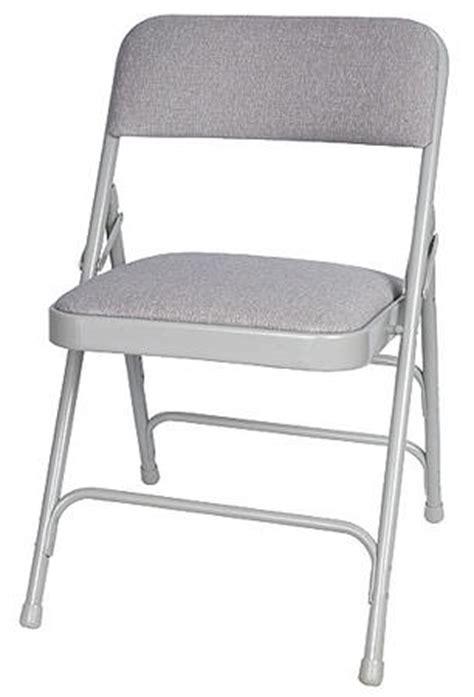 louisiana padded vinyl metal folding chair metal folding