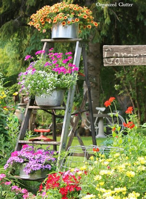 Backyard Items by Vintage Garden Decor Ideas That Will Your Mind