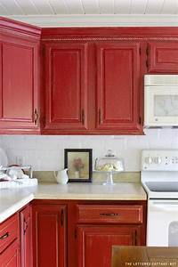 red chalk paint 2141