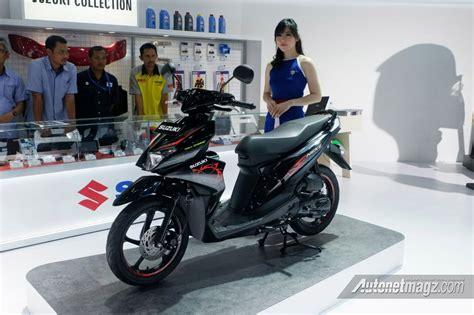 Review Suzuki Nex Ii by Sisi Depan Suzuki Nex Ii Sporty Autonetmagz Review