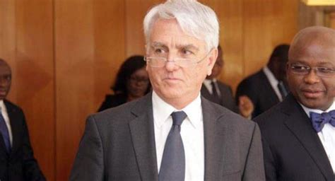 les conditions du d 233 part du directeur de cabinet d amadou gon coulibaly font d 233 bat