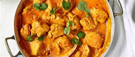 butter chicken curry recipe olivemagazine