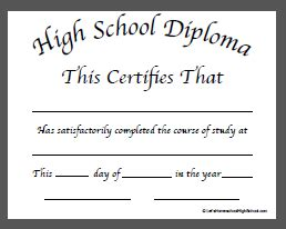 homeschool diploma homeschool high school diploma templates letshomeschoolhighschool