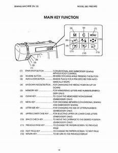 Kenmore 385 19001890 Sewing Machine Service Manual
