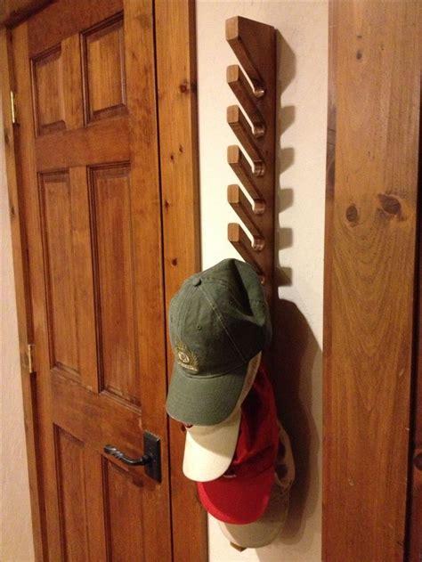 diy hat rack ideas   home diy furniture ideas