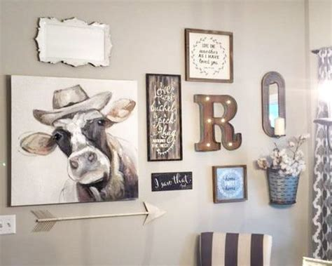 cow decor for kitchen best 25 cow pictures ideas on