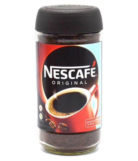 This brand specializes in offering roasted coffee beans with a unique aroma. Nescafe Instant Coffee Powder 200 gm: Buy Nescafe Instant Coffee Powder 200 gm at Best Prices in ...
