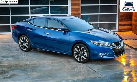 Nissan Maxima 2017 Prices And Specifications In Bahrain