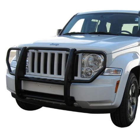 jeep liberty accessories brand new 2008 2012 jeep liberty grille saver bumper brush