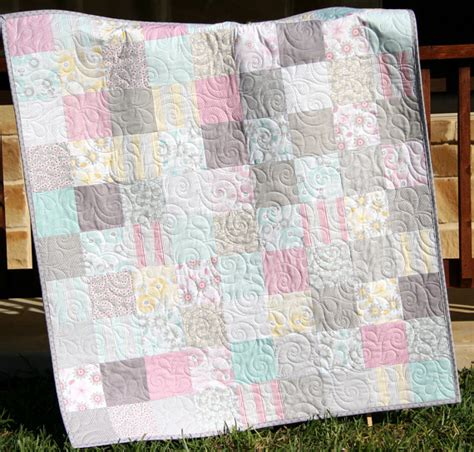 shabby chic bedding baby shabby chic baby girl quilt cottage style by sunnysidedesigns2