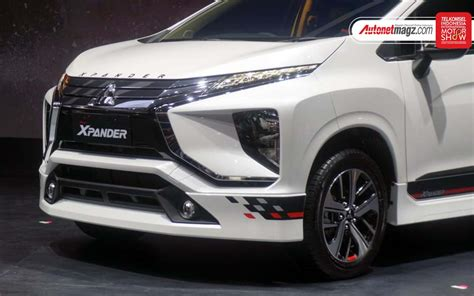 Review Mitsubishi Xpander Limited by Mitsubishi Xpander Limited Depan Autonetmagz Review