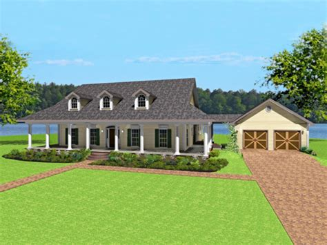 decorative one story wrap around porch house plans dario country home plan 028d 0074 house plans and more