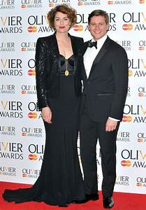 Anna Chancellor Picture 1 - The Olivier Awards 2013 ...
