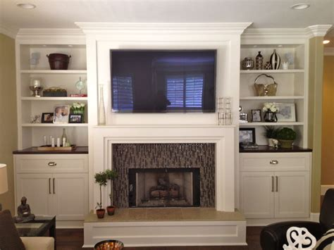 built ins eclectic living room san diego  savvy