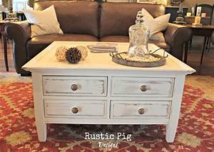 cottage style coffee table the rustic pig With rustic cottage coffee table
