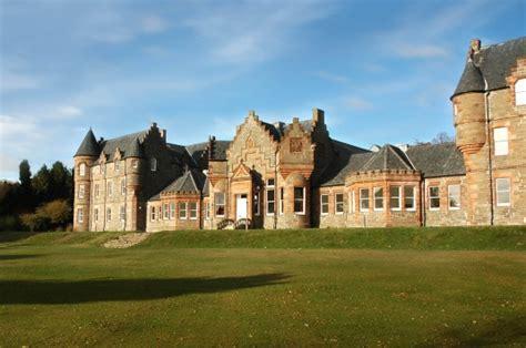 gowrie house housing scotlands  buildings