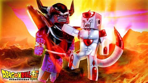 Minecraft Dragon Ball Super  O Freeza Vermelho Matou Seu
