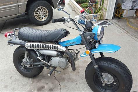 Suzuki Rv90 by 1972 Suzuki Rv90 Rover Bike Urious