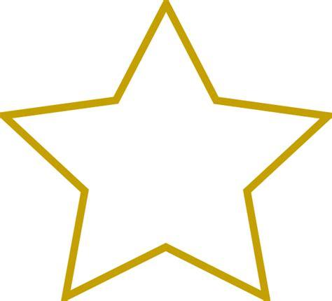 large star big outline clipart best