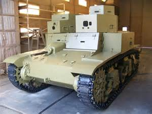 Light Tank Or Combat Car? What Is This Vehicle?