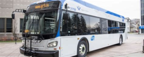 Grand River Transit  Information, History, Accessibility