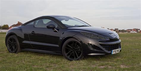 peugeot rcz black car picker black peugeot rcz