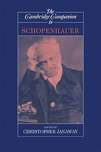 The Cambridge Companion To Schopenhauer  Ebook