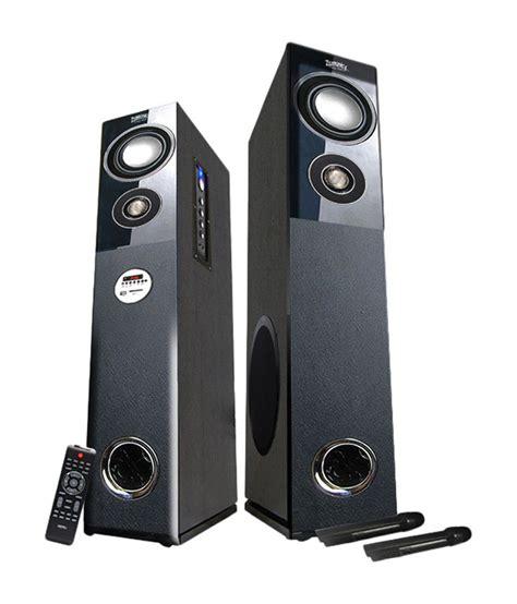 stereo cabinet best buy buy zebronics zeb bt7500rucf floorstanding speakers