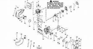 25 Craftsman 32cc Weedwacker Parts Diagram