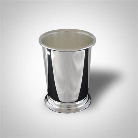 silver plated mint julep cups silver plate mint julep cup by 7 ounces 7938
