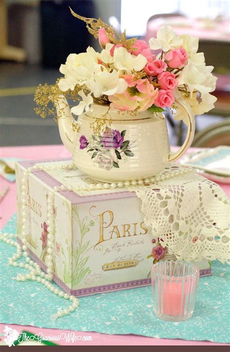 tea bridal shower decorations tea bridal shower ideas beautiful bridal showers