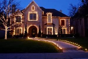 Christmas, Light, Installation, Services