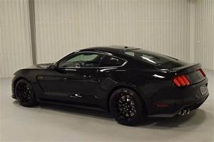 2016 Ford Mustang Shelby GT350 Coupe Manual Leather All Black - 1FA6P8JZ9G5520685