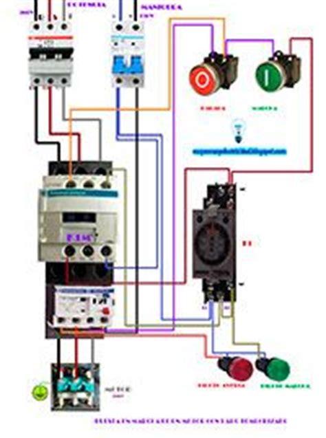 esquemas el 233 ctricos esquema conexi 243 n motor monofasico contactor guardo esquemas el 233 ctricos