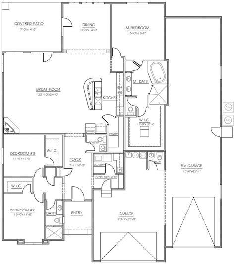Home Builder Floor Plans by Lake Havasu Home Builder Tom Burns Builders Havasu