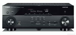 Yamaha Rx-a660 - Manual - Audio Video Receiver